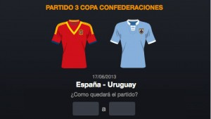 porra españa-uruguay