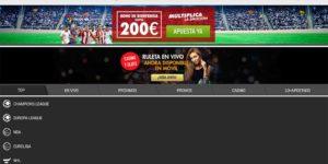✅ Sportium para móvil iOS y Android ✅