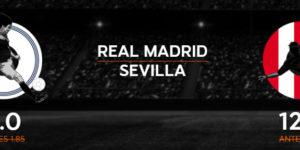 888Sport: Cuotas mejoradas Supercopa Europa 2016