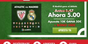 Supercuota Athletic-Real