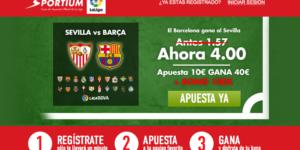 Barça a 4