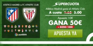 Supercuota Atlético vs Athletic